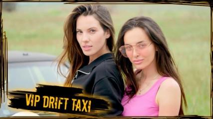 ''Дрифтът е по-як от СЕКС!'' // VIP DRIFT TAXI с Лина Роскин