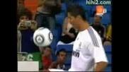 Представянето на C. Ronaldo на Сантиаго Бернабео Част 2