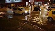 При Първи Дъжд: Кръгово на Била в Търново пак се наводни