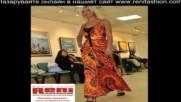 Официални рокли за макси дами от Рени Фешън