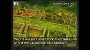 Топ10 Най - Големи Археологически Загадки