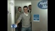 Music Idol 2 - Дамян Попов / Пловдив /