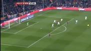 Барселона смачка Реал Мадрид с 5 - 0 [ Всички голови - 11.29.10 ]