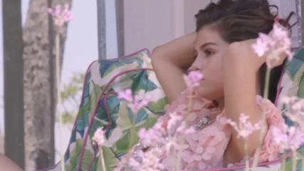 Selena Gomez - Instyle Magazine - Behind The Scenes Photoshoot