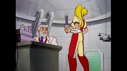 Megaman - 1x08 - Incredible Shrinking Mega Man part1