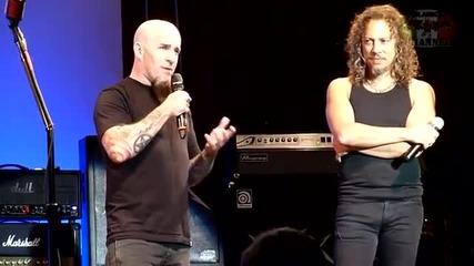 Metallica - 30th Anniversary Funny Moments
