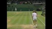 Wimbledon 1992 : Бекер - Агаси