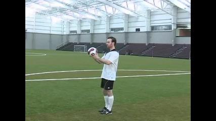 Как да жонглирате с двете си колена - Уроци за начинаещи