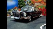 1:18 Mercedes 300sel W112