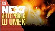 NEXTTV 037: Интервю с DJ Umek (full)