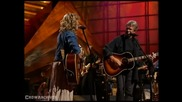 Sheryl Crow and Kris Kristofferson - Me and Bobby Mcgee presented by Willie Nelson