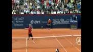 Hamburg 07 - Federer Vs Ferrer