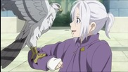 Heroic Legend of Arslan Anime Trailer