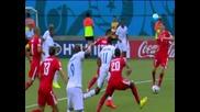 Хондурас изгуби с 0:3 от Швейцария