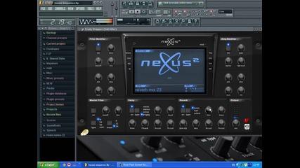 Vall Killer - House Sequence 1 ( nexus 2 ) Fl Studio making video 2014