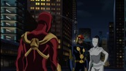 Ultimate Spider-man - 1x05 - Flight of the Iron Spider