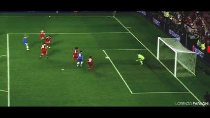 Eden Hazard - Amazing Goals Skills 2014