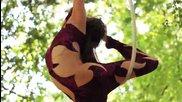 Дайна • танц с въздушен обръч