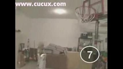 Пробиващ Баскетболист