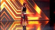 Ева-Мария Петрова - X Factor кастинг (15.09.2015)