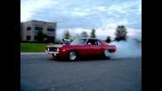 Camaro 69 Burnout!