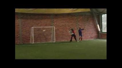Футболна Среща Уефалона-респект