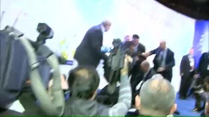 Опит за убийство над Ахмед Доган