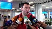 Тодор Стойков: Ако покажем нашата игра, ще победим