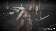 The Bella Twins Collab