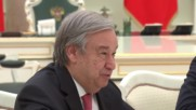 Russia: UN's Guterres ready for 'positive dialogue and relationship' with Russia