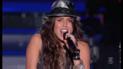 Miley Cyrus - Party in the Usa - 2009 Teen Choice