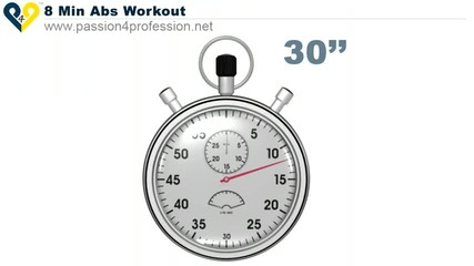 8 мин. тренировка - как да направим плочки Hd 16:9