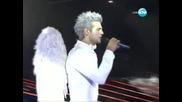 X Factor Bulgaria (01.11.2011) Ангел и Мойсей - Numb ( Linkin Park )