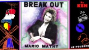 Mario Mathy -break Out 1988 - Inst. (belgium)