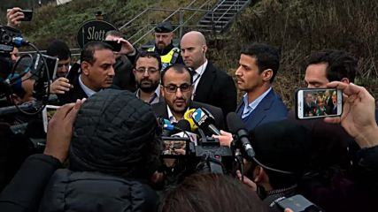 Sweden: Houthi delegation stresses need to reach an agreement as Yemen peace talks continue