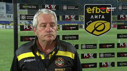 Разочарованият Феро намекна сериозно за оставка