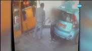 Тежък инцидент на бензиностанция в Ерусалим