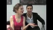 Mario Casas y Maria Valverde