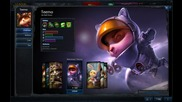 League of Legends Eu West My Account (selling)