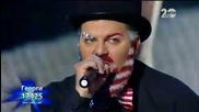 Георги Бенчев - X Factor Live (18.11.2014)