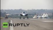 """Сирия: """"Без атаки над цивилната инфраструктура"""" - представител на руските въздушни сили"""