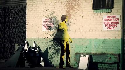 Откачени специални ефекти 2: сблъсъкът на графитите