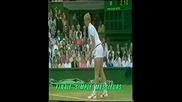 Wimbledon 1986 - Бекер - Лендл