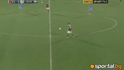 Дила Гори 0:2 Маритимо