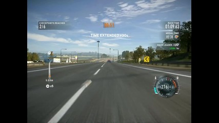Pro Race-need for speed The Run