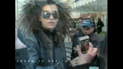 Tokio Hotel Пред Хотела В Strasbourg