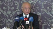 """Iran: """"The JCPOA enables us to have a very strong verification regime"""" - IAEA head"""