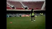 Ronaldinho Touch of Gold