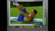 8 Минутна Тренировка За Корема