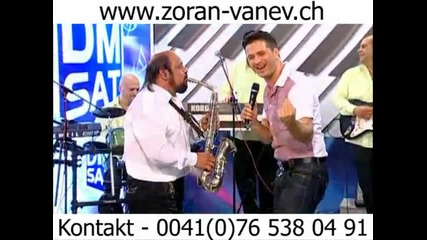 Zoran Vanev & Ogneni Momcinja - Majka na Marika dushe